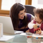 Research: Babies' Mothers Returning to Work Does Not Affect Their Development