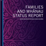 Families and Whānau Status Report 2013