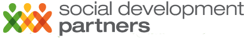 Social Development Partner's logo