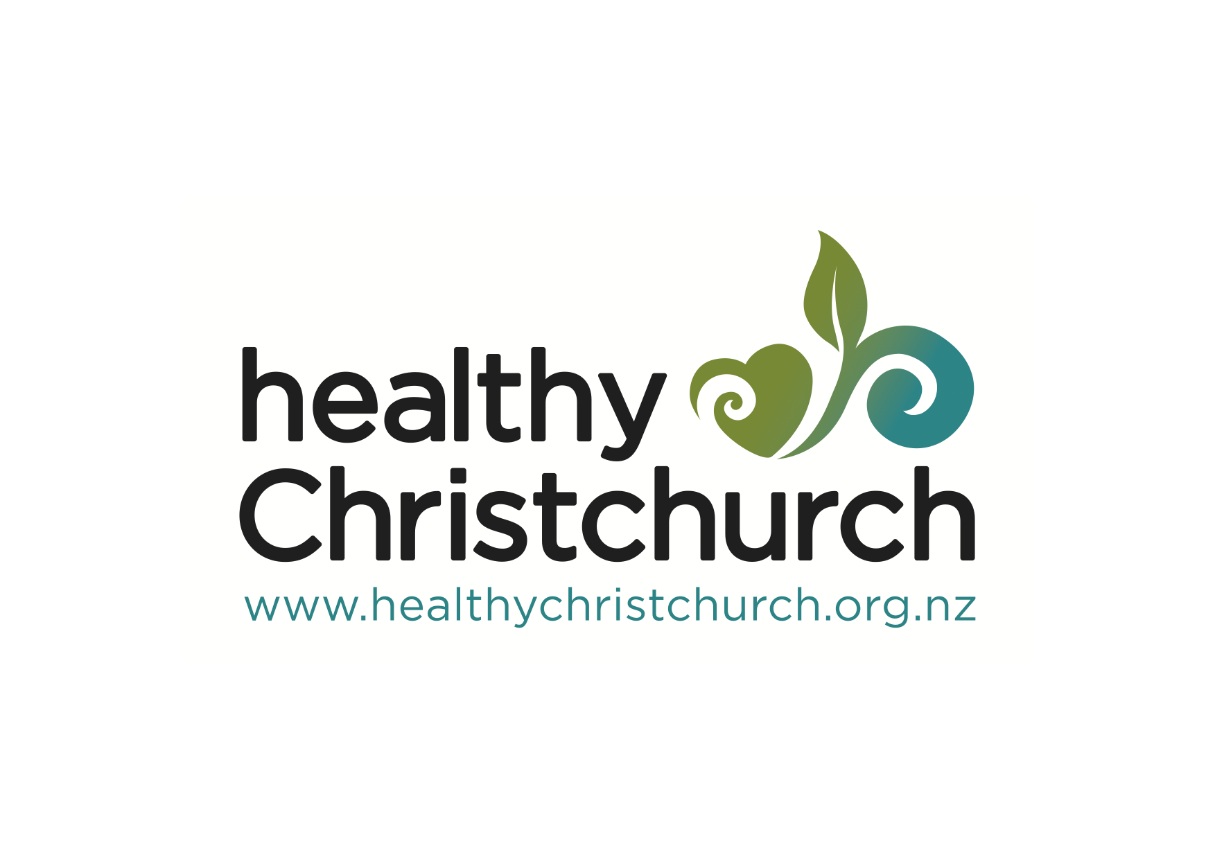 Healthy Christchurch logo