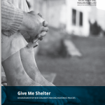 Give Me Shelter: A Report into New Zealand's Housing Assistance Policies
