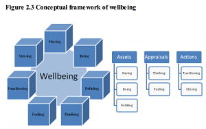 framework of wellbeing
