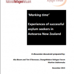 'Marking Time' Experiences of Successful Asylum Seekers in Aotearoa New Zealand