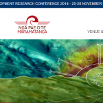 International Indigenous Development Research Conference 25-28 November 2014
