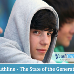 """Youthline - The State of the Generation"" report cover"