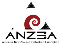 Aotearoa New Zealand Evaluation Association logo