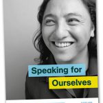 Speaking for Ourselves research report released